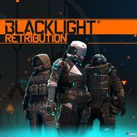 Portada oficial de Blacklight Retribution PSN para PS4