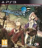 Portada oficial de de Atelier Escha & Logy: Alchemist of Dusk Sky para PS3