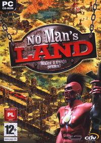 Portada oficial de No Man's Land para PC