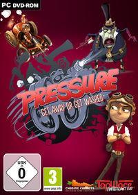 Portada oficial de Pressure para PC