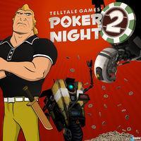 Portada oficial de Poker Night 2 PSN para PS3