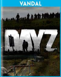 Portada oficial de DayZ para PS4