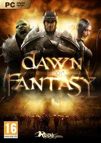 Portada oficial de Dawn of Fantasy: Kingdom Wars para PC
