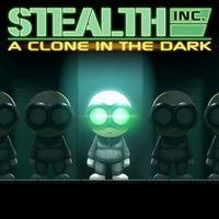 Portada oficial de Stealth Inc.: A Clone in the Dark PSN para PS3