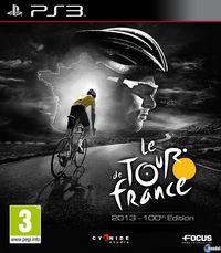 Portada oficial de Le Tour de France 2013 - 100th Edition para PS3