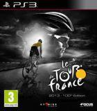 Portada oficial de de Le Tour de France 2013 - 100th Edition para PS3