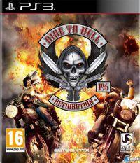 Portada oficial de Ride to Hell: Retribution para PS3