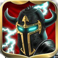 Portada oficial de Knight Storm para iPhone