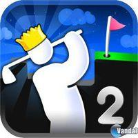 Portada oficial de Super Stickman Golf 2 para Android