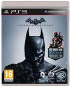Portada oficial de de Batman: Arkham Origins para PS3