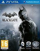 Portada oficial de de Batman: Arkham Origins Blackgate para PSVITA