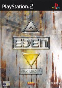 Portada oficial de Project Eden para PS2