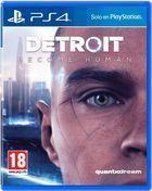 Portada oficial de de Detroit: Become Human para PS4