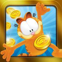 Portada oficial de Garfield's Wild Ride para Android