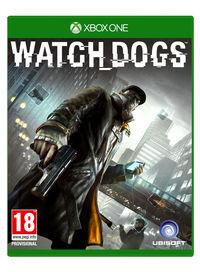 Portada oficial de Watch Dogs para Xbox One