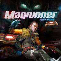Portada oficial de Magrunner: Dark Pulse PSN para PS3