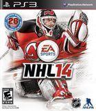 Portada oficial de de NHL 14 para PS3