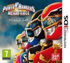 Portada oficial de de Power Rangers Megaforce para Nintendo 3DS
