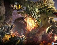 Portada oficial de Monster Hunter Online para PC