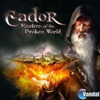 Portada oficial de Eador: Masters of the Broken World para PC