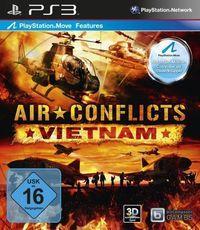 Portada oficial de Air Conflicts: Vietnam para PS3