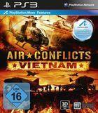 Portada oficial de de Air Conflicts: Vietnam para PS3