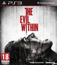 Portada oficial de The Evil Within para PS3