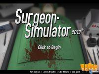Portada oficial de Surgeon Simulator 2013 para PC