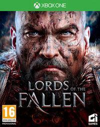 Portada oficial de Lords of the Fallen para Xbox One