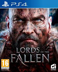 Portada oficial de Lords of the Fallen para PS4