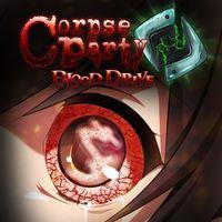 Portada oficial de Corpse Party: Blood Drive PSN para PSVITA