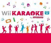 Portada oficial de Wii Karaoke U by JOYSOUND eShop para Wii U