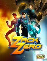Portada oficial de Zack Zero para PC