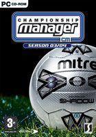 Portada oficial de de Championship Manager 03/04 para PC