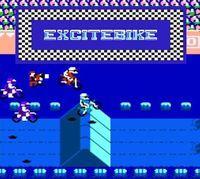 Portada oficial de Excitebike CV para Wii U