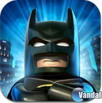 Portada oficial de LEGO Batman: DC Super Heroes para iPhone