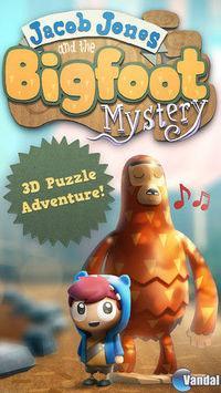 Portada oficial de Jacob Jones and the Bigfoot Mystery PSN para PSVITA