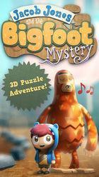 Portada oficial de de Jacob Jones and the Bigfoot Mystery PSN para PSVITA