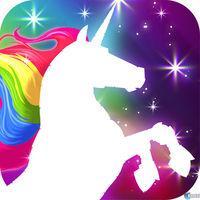 Portada oficial de Robot Unicorn Attack 2 para iPhone