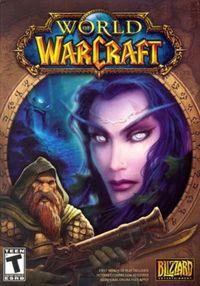Portada oficial de World of Warcraft para PC