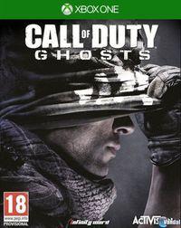 Portada oficial de Call of Duty: Ghosts para Xbox One