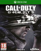 Portada oficial de de Call of Duty: Ghosts para Xbox One