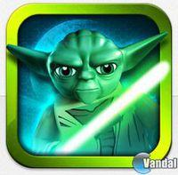 Portada oficial de LEGO Star Wars: The Yoda Chronicles para iPhone