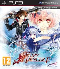 Portada oficial de Fairy Fencer F para PS3