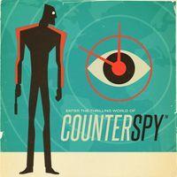 Portada oficial de CounterSpy PSN para PSVITA