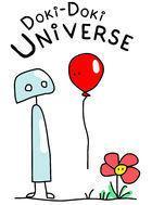 Portada oficial de de Doki-Doki Universe PSN para PS3