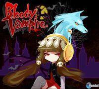 Portada oficial de Bloody Vampire eShop para Nintendo 3DS