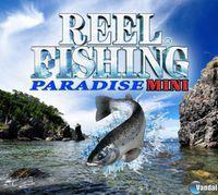 Portada oficial de Reel Fishing 3D Paradise Mini eShop para Nintendo 3DS