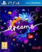 Portada oficial de de Dreams para PS4