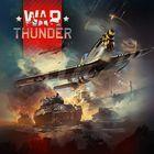 Portada oficial de de War Thunder para PS4